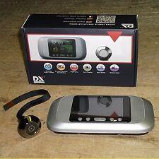 """Digitaler Türspion 2,8"""" von Dulimex - incl. 4GB micro SD-Karte für Foto o. Video"""