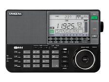 Sangean Ats-909 X tragbares Radio schwarz