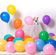 10 inch Latex Matte BALLONS helium BALLOONS DIY Quality Party Birthday Wedding