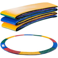 Arebos Trampoline Safety Pads Cover Padding 16ft Colourful