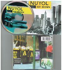 Roy Brown - Nuyol     CD Album