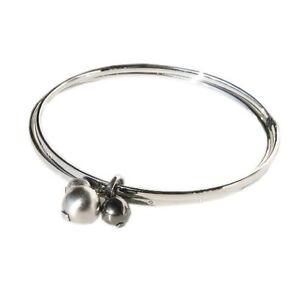 DKNY Armreif NJ1558040 Armband Schmuck Silber Anhänger Damen Bracelet NEU & OVP