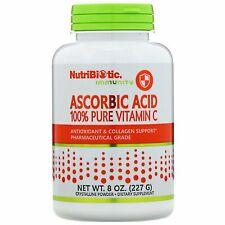 Immunity, Ascorbic Acid, 100% Pure Vitamin C, Crystalline Powder, 8 oz (227 g)