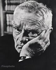 1957 Vintage 16x20 LEARNED HAND Judge Philosopher Photo Art By PHILIPPE HALSMAN