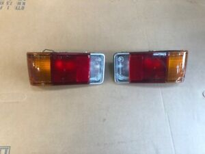 Ford Escort  mk2 Rear Lights....Brand New....ready to fit....In stock!