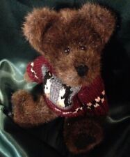 Boyds Plush Bear - Wayfer North