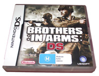 Brothers in Arms Nintendo DS 2DS 3DS Game *Complete*