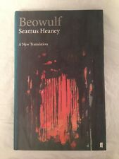 Seamus Heaney - Beowulf - 1st/1st 1999 - Faber in Original Dustjacket, Excellent