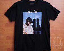 Notorious Big Biggie Smalls Legend Twin Towers T-Shirt Photo Black Hip Hop NY L