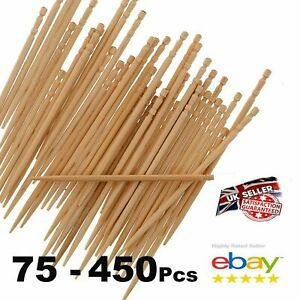 Wooden Bamboo Toothpicks Stick Cocktail Fireworks Sandwich CHERRY OLIVES