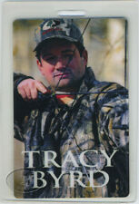 TRACY BYRD 1998 HUNTING TOUR LAMINATED BACKSTAGE PASS
