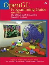 OpenGL Programming Guide: The Official Guide to Learning OpenGL, Version 2, 5th