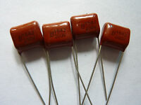 50PCS CBB21 154J 250V 0.15UF 150NF P10 Metallized Film Capacitor