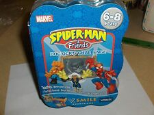 Spider-Man & Friends-Doc Ocks.Vsmile`VTech`6 To 8 Years`New Sealed-:>Free To US