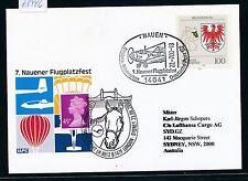 73446) Olympiade SF London  - Sydney 2000 Australien, So-Karte ab Nauen SST