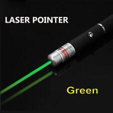 1mW potente Lápiz Puntero láser verde Lazer 532nm Profesional De Alta Potencia