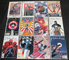 Modern Marvel CAPTAIN AMERICA VOL. 4 12pc Count High Grade Comic Lot Avengers
