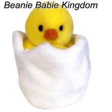 """TY Beanie Buddy * eggbert * BABY CHICK 9 """"Tall 09442"""