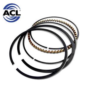 """Piston Ring Set +020"""" Holden 186 202 3.3 Jaguar 4.2 litre 6 Cyl 3.625"""" Bore AC"""