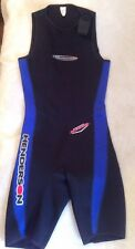 New listing Mens Size X Small Henderson Aquatics Dive Wear Wet Suit Microprene core warmer ^