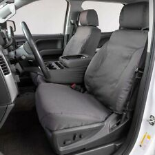Grey Covercraft SS8395PCGY Seat Saver Custom Fit Seat Cover for Select Ford F-250 Super Duty//Ford F-350 Super Duty Models Polycotton