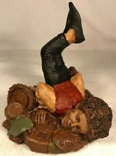 Goodfoot-R 1984~Tom Clark Gnome~Cairn Studio Item #1063~Ed #58~Story is included