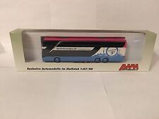 berlinlinienbus.de Modellbus Setra S 431 DT 1:87/H0 + Kugelschreiber & USB-Stick