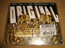 SENS UNIK vs. DIE FANTASTISCHEN VIER - Original  (Maxi-CD)