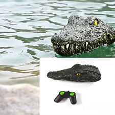 Crocodiles Head Electric Boat Rc Spoof Toy 2.4G Remote Control Pool Water Toy