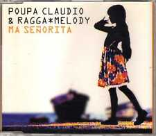 Poupa Claudio & Ragga Melody - Ma Señorita - CDM - 1992 - Reggae Pop Senorita
