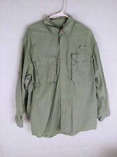 Galyans Outdoor Shirt green XL Extra Large