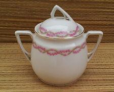 Ancien sucrier en porcelaine KPM Germany déco vintage old french antique