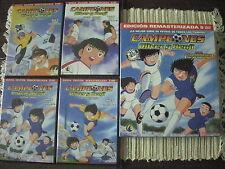 CAMPEONES OLIVER Y BENJI SELECTA 2º TEMPORADA - 8 DVDS - EPISODIOS 34-64 - USADO