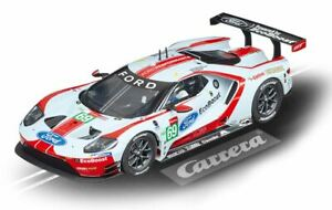 Carrera 1:24 scale 23892 - Ford GT #69 - slot car with working lights