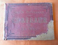 Album Pittoresque des Châteaux et Ruines Vallée de la Loire Rouargue Frères 1860