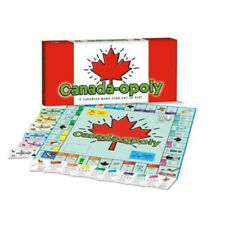 Canada-opoly By Late for The Sky/ New Sealed Item Complete! Made In USA