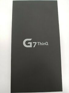 LG G7 ThinQ LMG710VM - 64GB - New Aurora Black (Verizon)