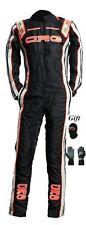 CRG 2015 Black Edition CIK/FIA level 2 kart race suit (free gifts)