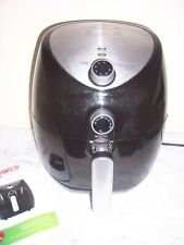 Tower air fryer T17021 Variable Temperature 4.3L 1500W - Black - 99p no reserve