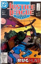 Justice League America #26 Keith Giffen (DC 1989)