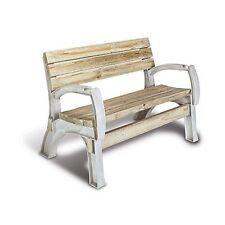 Outdoor Patio Chair Bench Wood DIY Custom Build Assemble Sturdy Garden Furniture