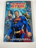 The Man of Steel by Brian Michael Bendis - Hardcover