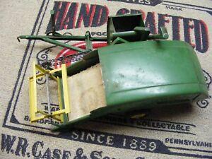 vintage metal john deere  toy