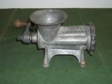 ENTERPRISE Meat Chopper Grinder No 12 Philadelphia