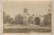 Arles Les Aliscamps Vintage albumine ca 1890