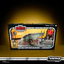 Star Wars - The Vintage Collection Boba Fett's Slave I Toy Vehicle