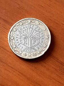 1 EURO FRANCE  1999 RARE