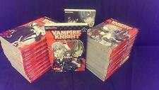 VAMPIRE KNIGHT : Deutsche Mangas Nr. 1-19 +  Special  Fan-Book komplett und Neu!