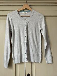 White Stuff Grey Marl Cardigan (UK 6)