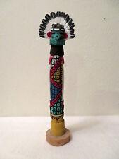 Vintage Native American Hopi Kachina Morning Singer Earl Mutz Polacca